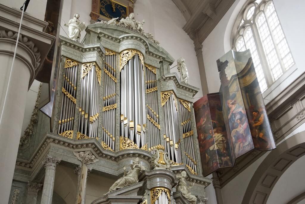 Orgelconcert Westerkerk Amsterdam