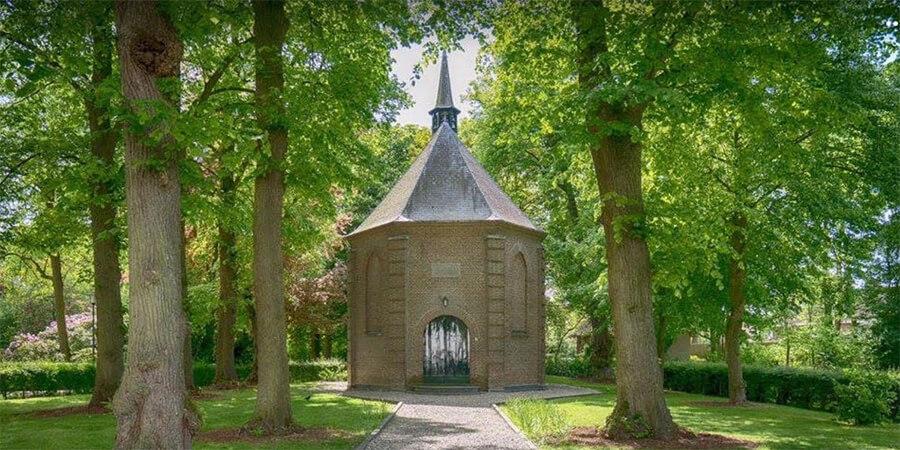 Van Gogh kerk Nuenen